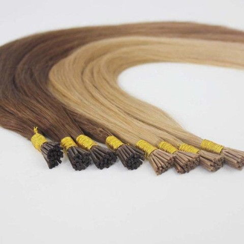 how to make stick tip hair extensions
