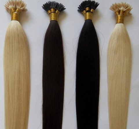 I tip hair extensions wholesale hair weave factory fusion type100 indian remy human stick hair i tip keratin hair extensions pmusecretfo Images