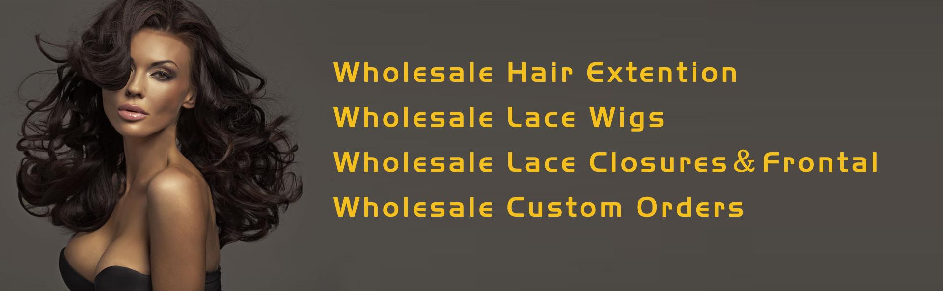 Wholesale Hair Weave Factory