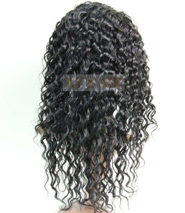 Full lace wig deep wave01
