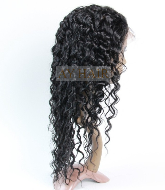 Full lace wig deep wave02