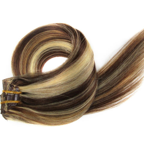 Clip in hair extensions wholesale hair weave factory buy wholesales clip in hair extensions mixed color 6613 clip on straight hair factory price pmusecretfo Choice Image