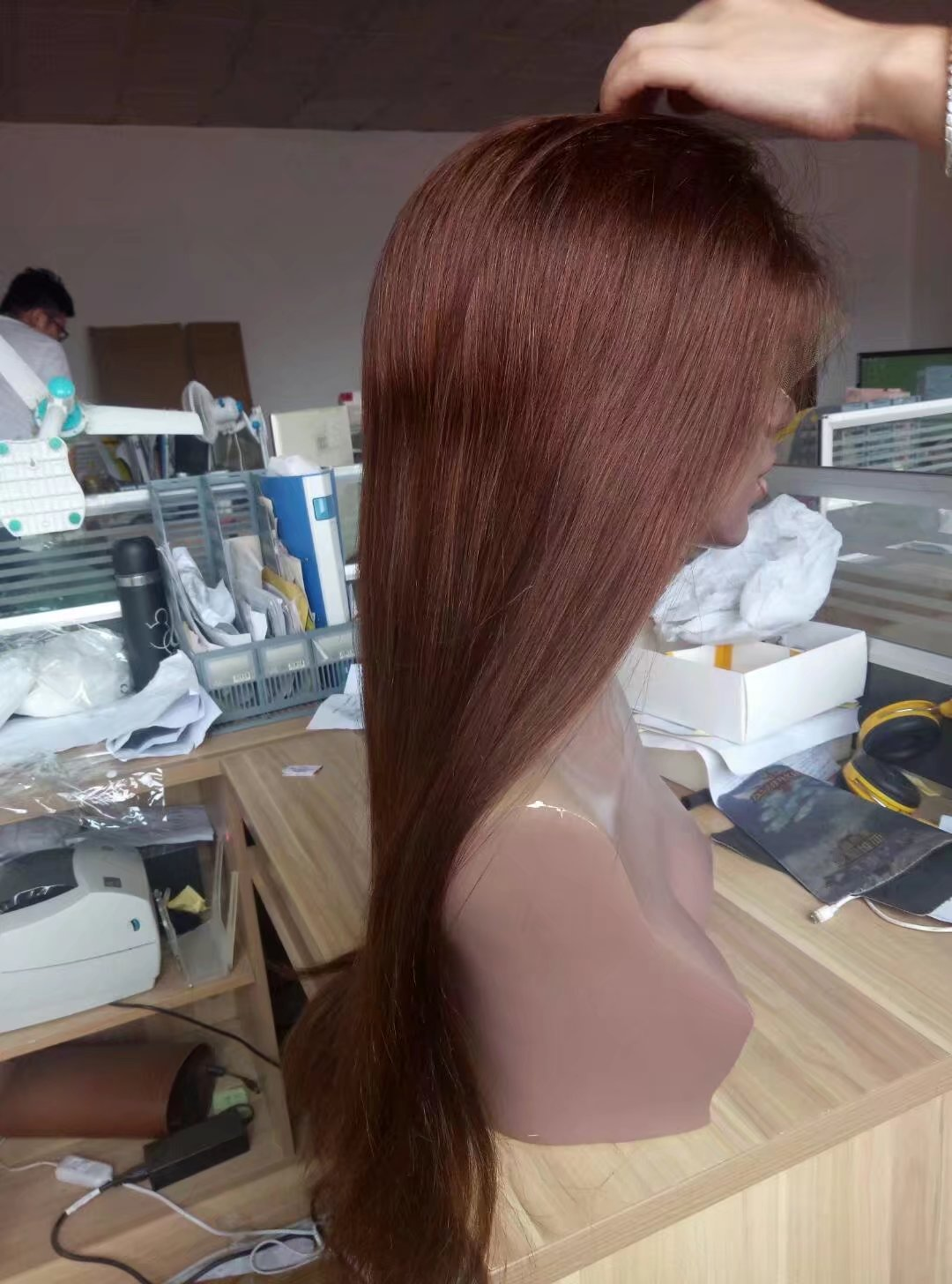 Come To China And Visit Our Factory To Buy Wholesale Hair