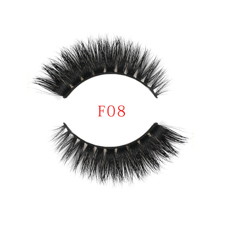 c3b285e3023 China Factory 100% Real 3D Mink Eyelashes Real Fur Hand Made False Eyelashes